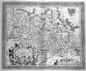 [SILESIE] Silesiae typus.. ORTELIUS (Abraham).