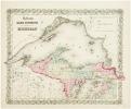 Lake Superior and the northern part of Michigan.. COLTON (Joseph Hutchins).