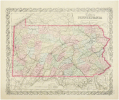 Pennsylvania.. COLTON (Joseph Hutchins).