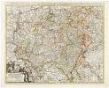 [LUXEMBOURG] Luxemburgensis ducatus.. VISSCHER (Nicolas).