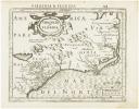 [VIRGINIE/FLORIDE] Virginia et Florida.. MERCATOR (Gerard) & HONDIUS (Jodocus).