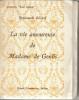 La Vie Amoureuse de Madame de Genlis. GERARD Rosemonde