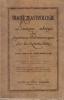 Traité d'astrologie, Pratique Abrégé des Jugements Astronomiques sur les Nativités. BOULAINVILLER Comte Henry de