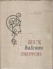 Vieux Balcons Dieppois. Les Amys Du Vieux Dieppe