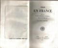 Voyages en France, Description de ses Curiosités Naturelles, Notices sur les Villes, etc.. DELATTRE Charles