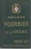 Annuaire Fournier de la Drôme.. FOURNIER