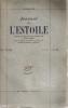 JOURNAL de l'ESTOILE pour le règne de Henri III (1574-1589). Texte intégral. LEFEVRE Louis-Raymond
