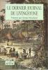 Le dernier journal, 1866-1873. LIVINGSTONE David