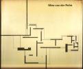 Mies van der Rohe. Die kunst der struktur / L'art de la structure. (ROHE (van der) Mies) / BLASER Werner