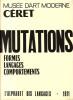 Mutations - Formes, langages, comportements. L'alphabet des langages, 1971. COLLECTIF