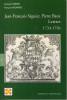 Jean-François Séguier, Pierre Baux - Lettres, 1733-1756. (SEGUIER Jean-François & BAUX Pierre) / CORDIER Samuel & PUGNIERE François
