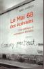 Le Mai 68 des écrivains. Crise politique et avant-gardes littéraires. GOBILLE Boris