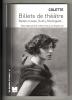 Billets de théâtre. Ballets russes, Guitry, Mistinguett.... (COLETTE) / VIRMAUX Alain et Odette, GILLET Elisabeth