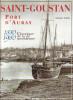 Saint-Goustan, port d'Auray. Chronique de la vie quotidienne, 1880-1980. GUILLET Jacques