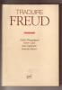 Traduire Freud. (FREUD Sigmund) / BOURGUIGNON André, COTET Pierre, LAPLANCHE Jean & ROBERT François