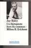 Un thérapeute hors du commun : Milton H. Erickson. (ERICKSON Milton Hyland) / HALEY Jay