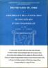 Documentation de la Bible. Concordance de la cantilation du pentateuque et des cinq megillot. WEIL G.E., RIVIERE P. & SERFATY M.