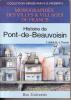 Histoire de Pont-de-Beauvoisin. PERRIN H.-J. abbé