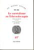 Le surréalisme en Tchécoslovaquie. Choix de lettres, 1934-1968. KRAL Petr