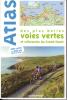 Atlas des plus belles voies vertes et véloroutes du Grand Ouest. COLLECTIF