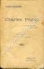 Charles Péguy . Lettre-préface de Madame Charles Péguy .. SILVESTRE Charles