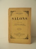 SALONS (1872-1879). Tome 2.. CASTAGNARY