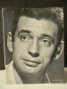 RECITAL YVES MONTAND.. PREVERT (Jacques) MONTAND (Yves)