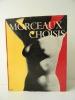 MORCEAUX CHOISIS.. JAHAN (Pierre) & AMSON (Marcel)