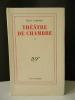 THEATRE DE CHAMBRE I.. TARDIEU (Jean)