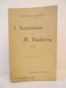 L'ASCENSION DE M. BASLEVRE.. ESTAUNIE (Edouard)