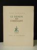 LE DEMON DE L'IRREALITE.. TARDIEU (Jean)