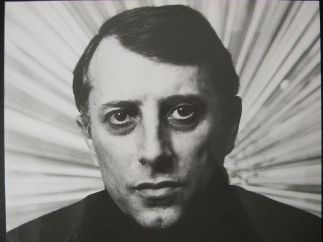 PHOTOGRAPHIE ORIGINALE. Portrait de Raymond Moretti.. MORETTI (Raymond)