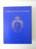 COLLECTION GERARD SOUHAM. Exceptionnelle bibliothèque et objets historiques de Napoléon Ier à Napoléon III.. [EMPIRE]