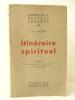 ITINERAIRE SPIRITUEL.  .  LACROIX (Jean)