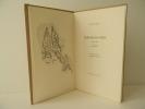 QUELQUES LIVRES. Signes & Images. Frontispice de Jacques Villon.. [TYPOGRAPHIE]  MOULIN (Charles)