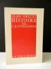 HISTOIRE DE L'ENTRETEMPS.. ORIZET (Jean)