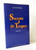 SOCRATE A ST-TROPEZ. Texticules.. SORAL (Alain)
