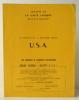 """[DANSE]  JEROME ROBBINS «BALLETS U.S.A.»Programme des représentations  """"ballets U.S.A"""". Théâtre de la Gaîté Lyrique, 19 au 20 juillet 1961 : """"Moves"""", ..."""