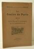 LE COMMERCE DES GRAINS A PARIS AU TEMPS JADIS.. [HALLES DE PARIS]  VIGOUREUX (C.)