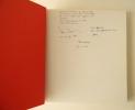 PIERRE PERRIGAULT L'ARCHITECTE DU MOBILIER 1950-2000 – Rigueur et passion par Diane Saunier. . PERRIGAULT (Pierre)