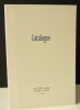CATALOGUE 2000.. [EDITIONS DU LEROT]
