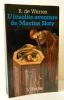 L'INSOLITE AVENTURE DE MARINA SLOTY.. WARREN (Raoul de)