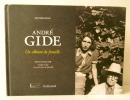 """ANDRE GIDE : UN ALBUM DE FAMILLE. Inclus le DVD du film """"André Gide, un petit air de famille"""" de J.-P. Prévost.. [GIDE]  PREVOST (Jean-Pierre)"""