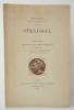 STENDHAL. Discours prononcé le 28 juin 1920 à l'inauguration du monument – suivi du discours de M. Edouard Champion et d'une bibliographie.. BOURGET ...