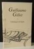 CHRONIQUES DU FIGARO.. GILLET (Guillaume)
