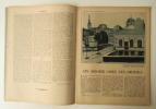 UN SEJOUR CHEZ LES DRUSES. Revue Les Annales Politiques et Littéraires n° 2351 du 1er février 1930. [DRUSES]  MARCHAND (Jean)