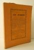 LE XIXe SIECLE EST-IL UN GRAND SIECLE? Revue Les Marges n° 95 du 15 mai 1922. . [ENQUETE]  LES MARGES n° 95-15 mai 1922.