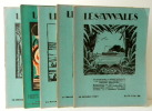 LA GERBE D'OR. Les Annales politiques et littéraires, livraisons du 15 octobre 1927 au 15 décembre 1927. BERAUD (Henri)