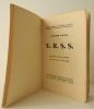 U.R.S.S. Présentation de Luc Durtain - 128 hors-texte et une carte.. POZNER (Vladimir)