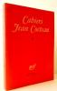 CAHIERS JEAN COCTEAU n° 2.. [COCTEAU]